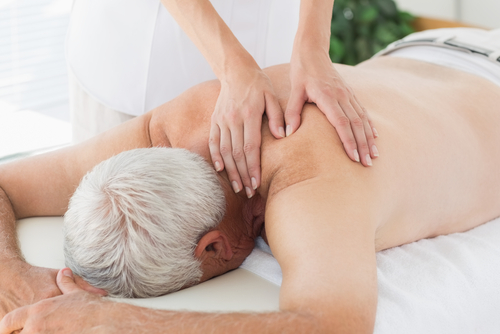 Massage for the elderly